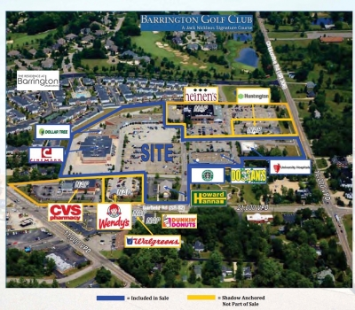 Headwater Capital closes $13.1 million commercial real estate acquisition of Barrington Town Center, Aurora, Ohio